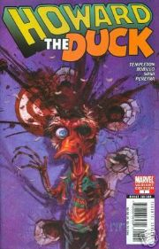 Howard The Duck #1 Marvel Zombie Variant